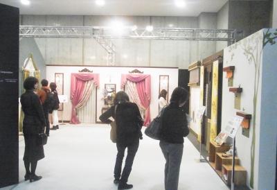JAPANTEX 2014 会場風景 16